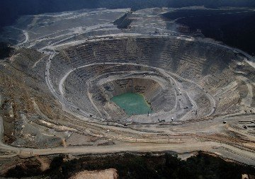 newmont pit mine