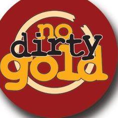 No Dirty Gold logo