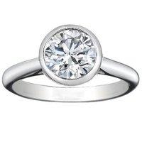 Luna Bezel Ring