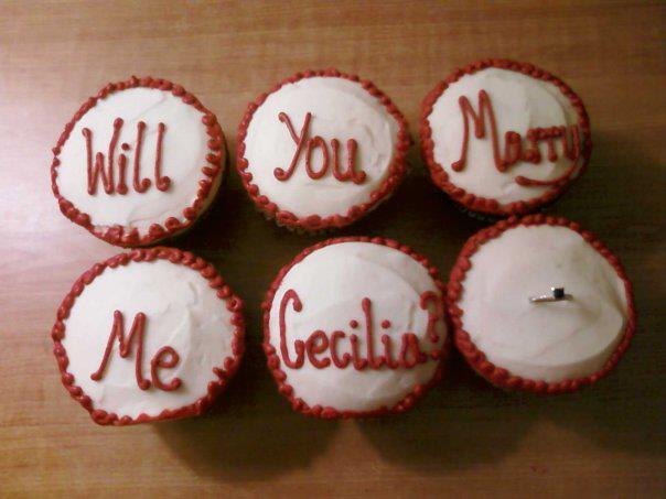 Cupcake Proposal