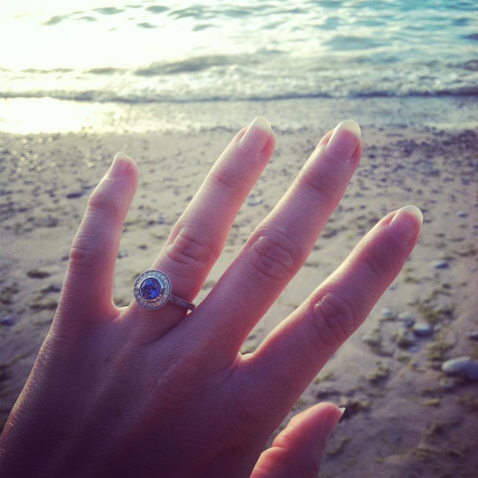 Sapphire Proposal