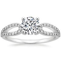 Lumiere Diamond Ring