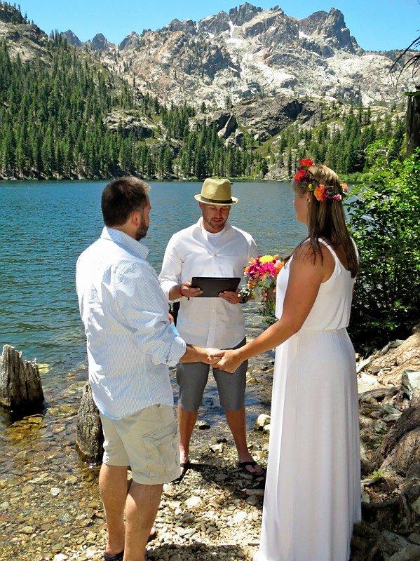 Beautiful Lake Proposal
