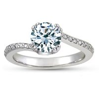 Seacrest Ring with Diamond Accents