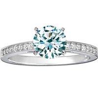 Starlight Diamond Ring