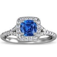 Sapphire Harmony Ring