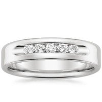 Platinum Denali Ring