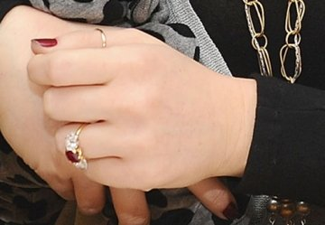 jessica simpson engagement ring