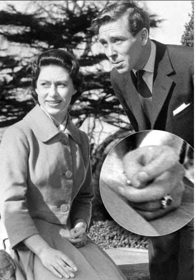 Princess Margaret Ruby Engagement Ring