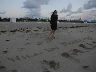Written in Sand Proposal