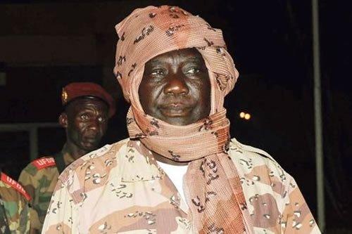 Michel Djotodia, rebel leader