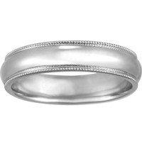 5mm Milgrain Ring