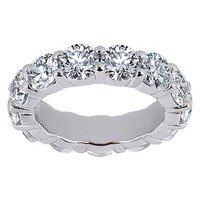 Diamond Eternity Ring (4 ct.)