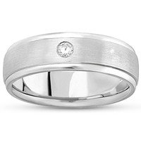 Intrepid Ring - Men's Engagement Rings