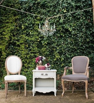 Vintage Wedding Ideas from One True Love Vintage Rentals