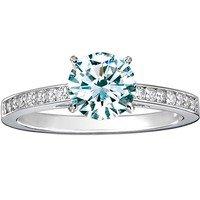 Luxury Engagement Rings: Starlight Ring