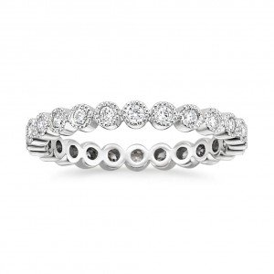 solstice eternity ring