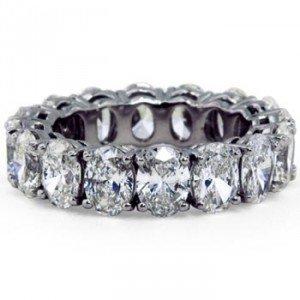 oval diamond custom
