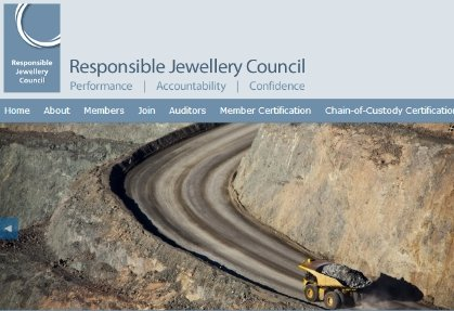 Responsible Jewellery Council  image