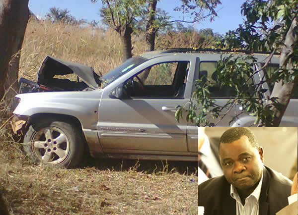 Chindori-Chininga car accident