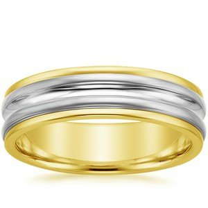 Mixed Metal Alpine Ring