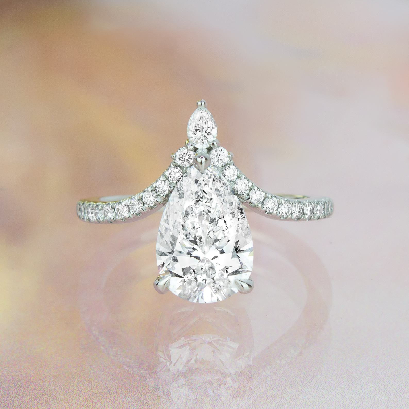 b02c8d31dc28b Discover Pear Shaped Diamonds