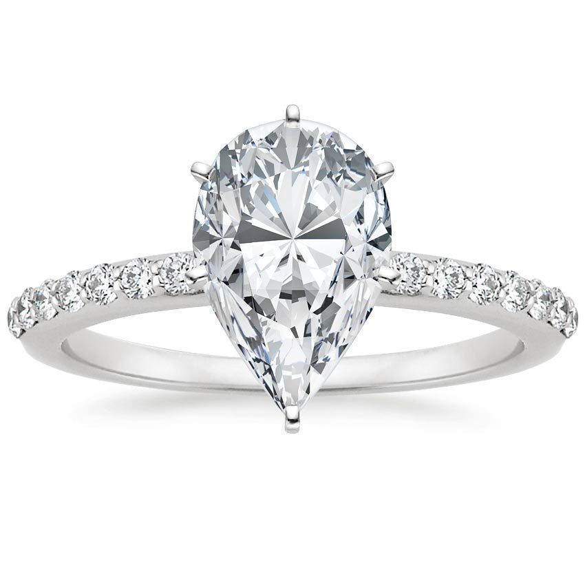 Discover Pear Shaped Diamonds