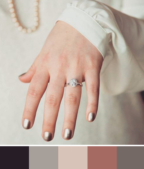 color palette white