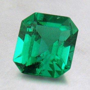 6.9x6.2mm Emerald