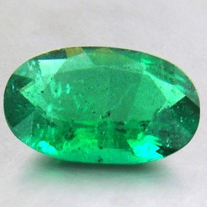 9x6.3mm Oval Emerald