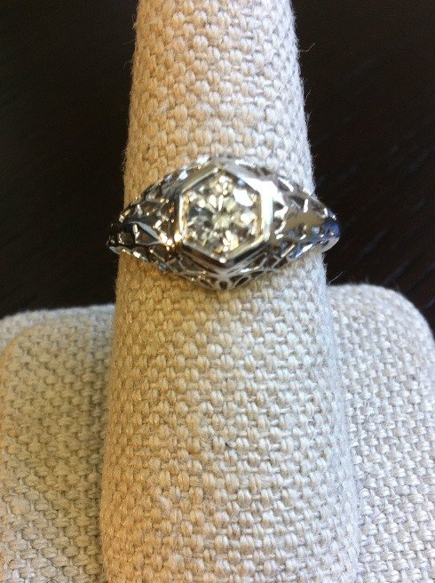 Antique Solitaire