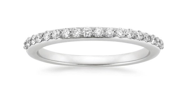 Boston Women's Wedding Ring