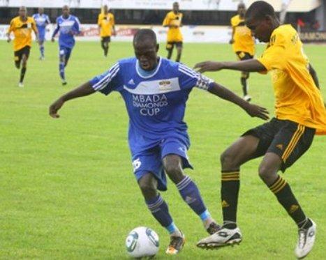 Mbada soccer