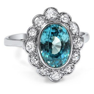 December birthstone Zircon