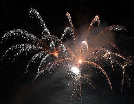 New Years Fireworks