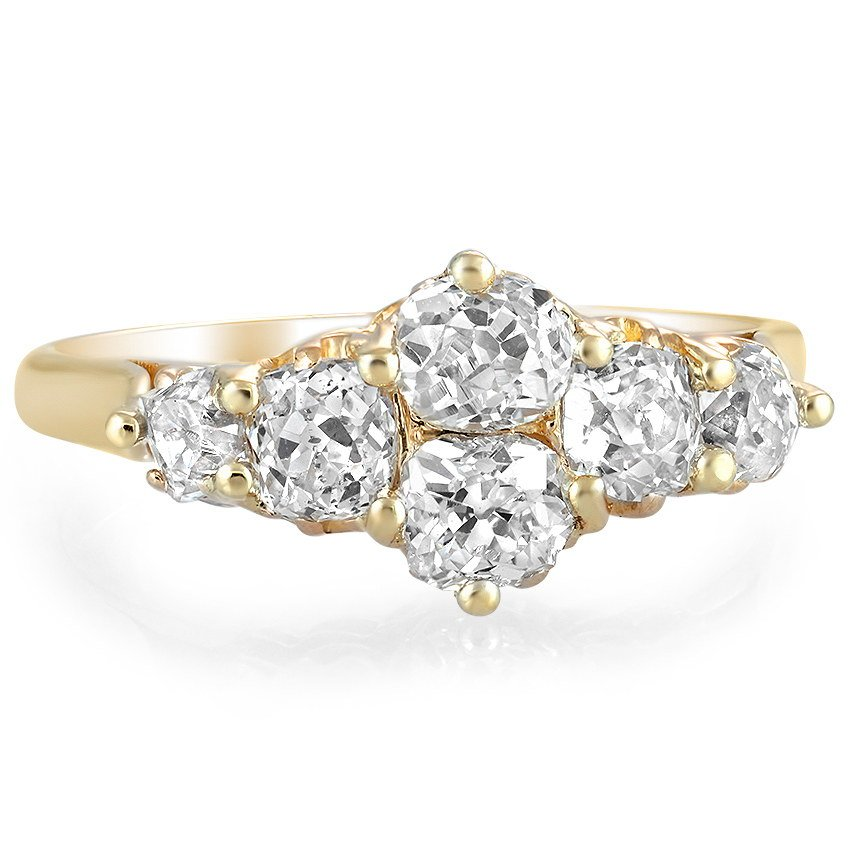 8 Amazing Antique Engagement Rings | Brilliant Earth