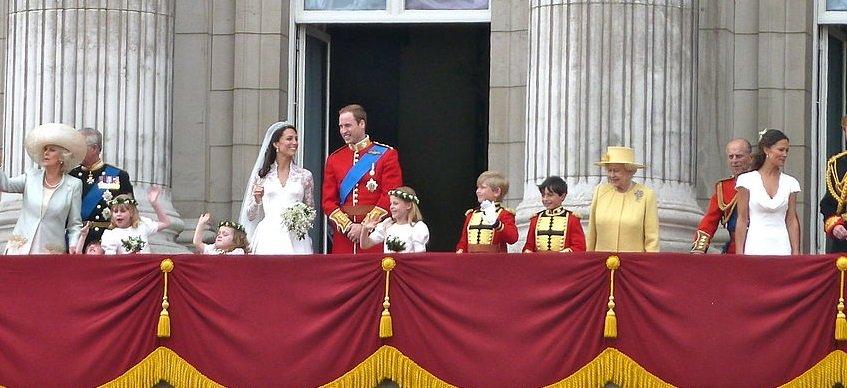 English Wedding Traditions