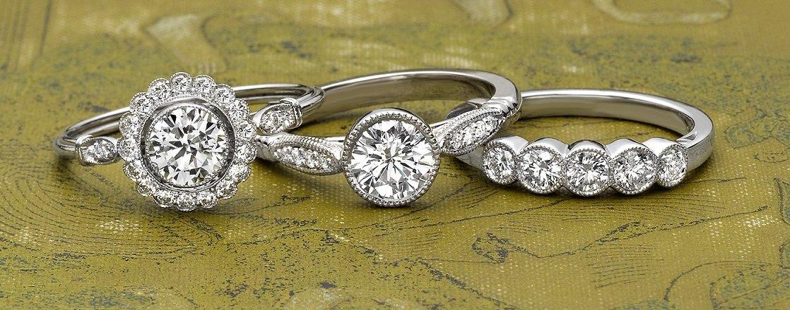 Milgrain Jewelry