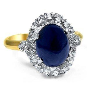 Jupiter Sapphire Ring