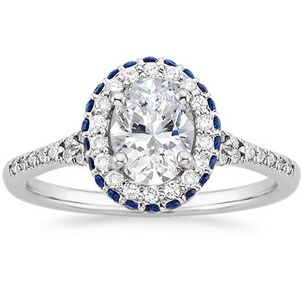 Circa Detailed Engagement Ring