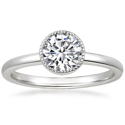 Sierra Detailed Engagement Rings