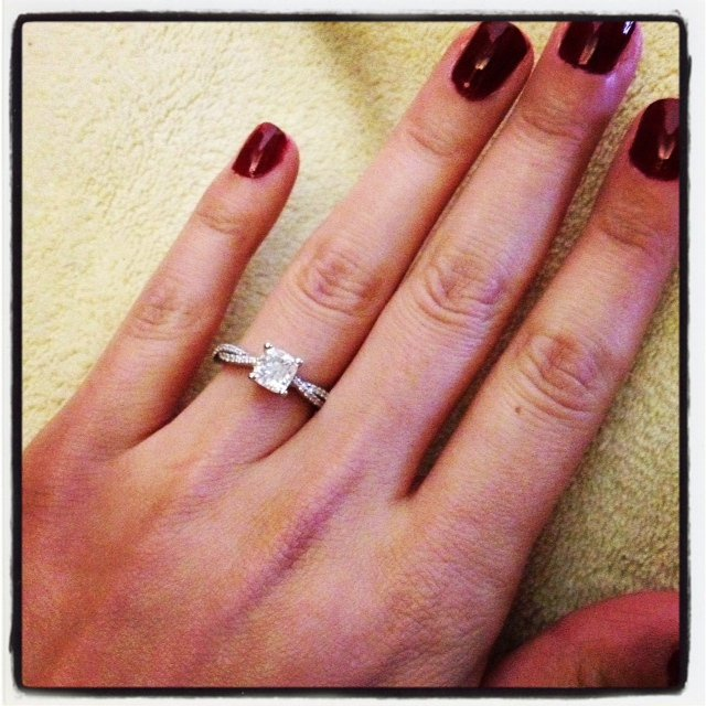 A Man's Guide to Engagement Rings