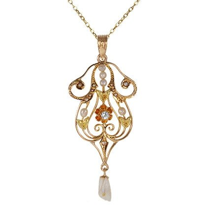 Glenoe Victorian Jewelry