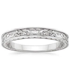Jardiniere Wedding Ring