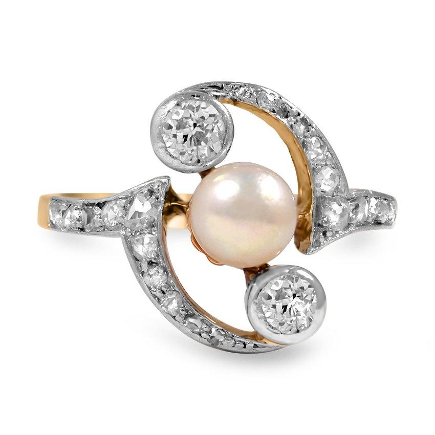 Beverley Vintage Engagement Ring