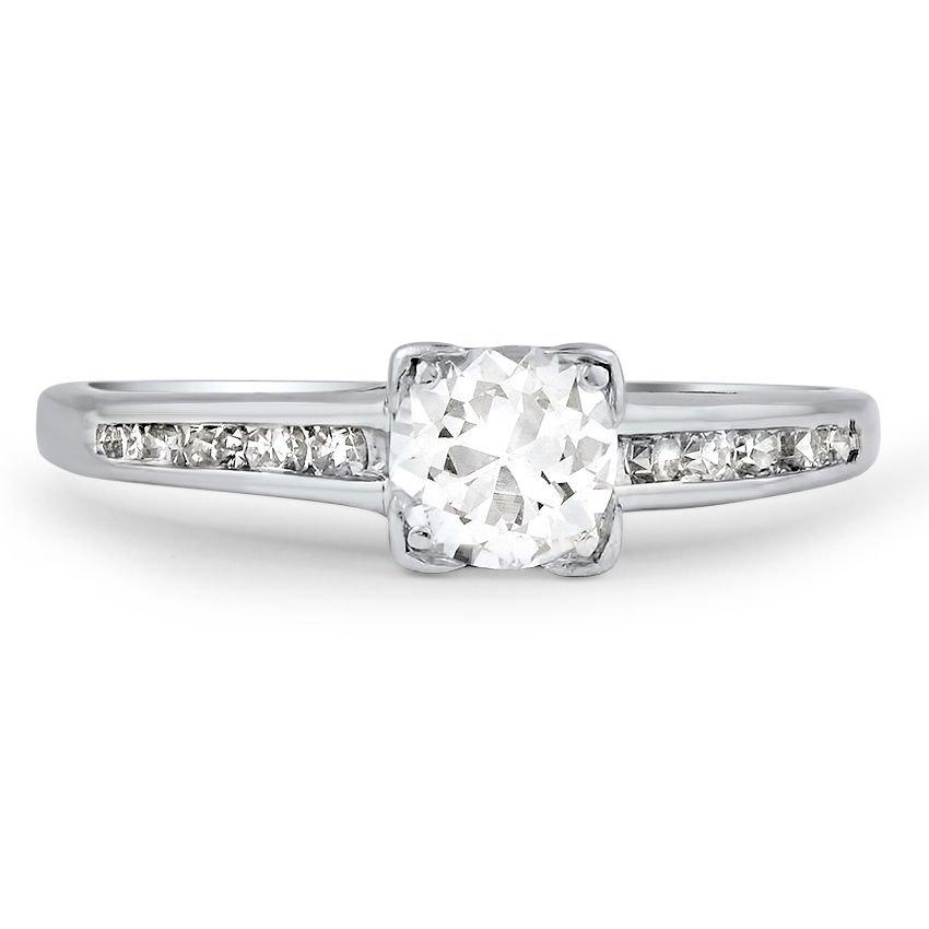 Brenn Vintage Engagement Ring
