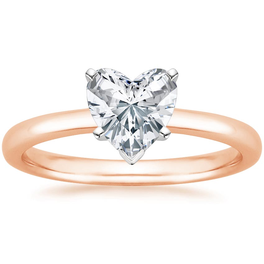 All about heart shaped engagement rings like lady gagas brilliant shop now be101heartrosetop a heart shaped junglespirit Gallery