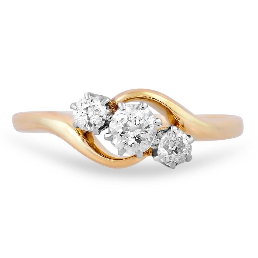 Merissa Romantic Antique Ring