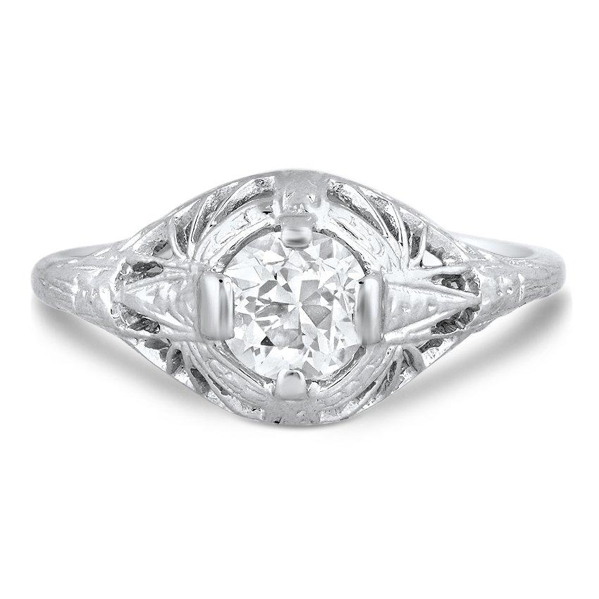 Valli Romantic Antique Ring