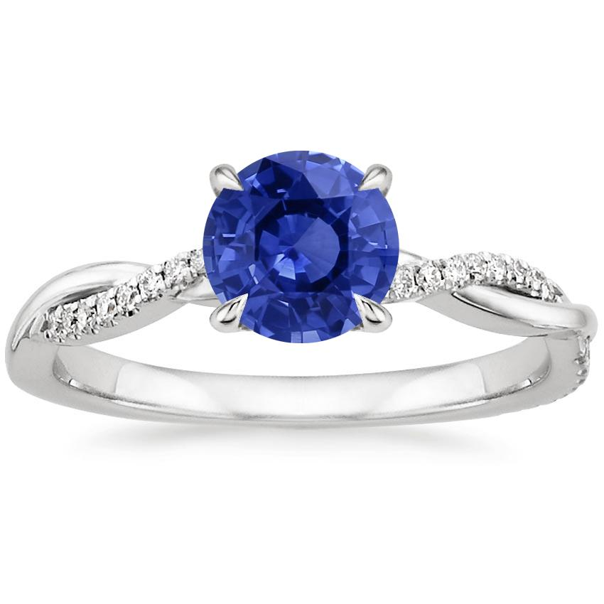content engagement rings ll colorful love color you